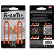 Nite Ize Gear Tie 6 (2-pack) Bright Orange (GT6-2PK-31)